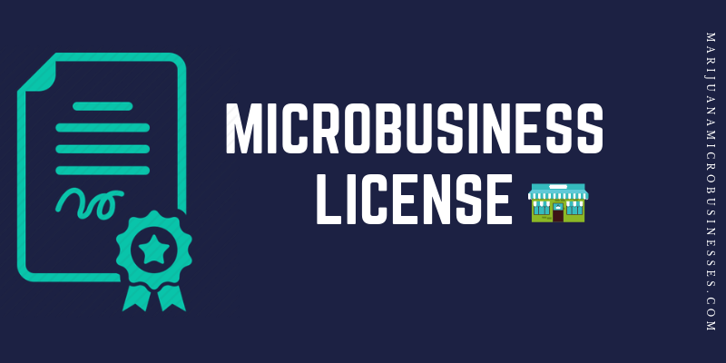 MICROBUSINESS LICENSE