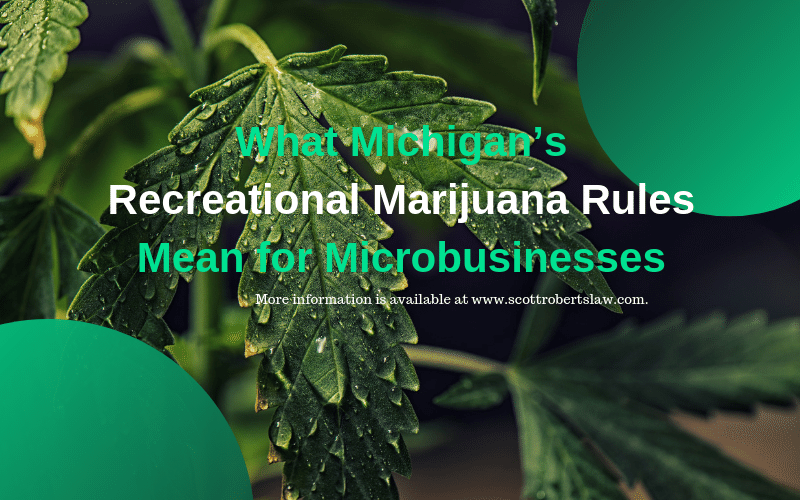 Recreational Marijuana Rules