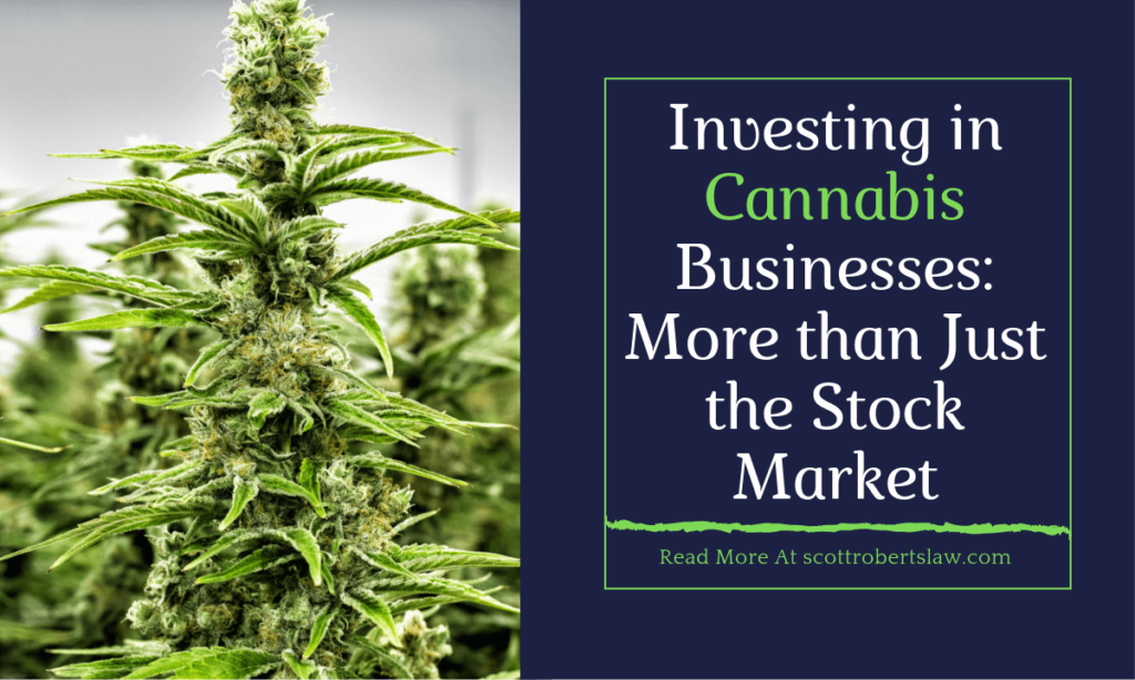 Cannabis Microbusiness Licensing Attorneys and Consultants
